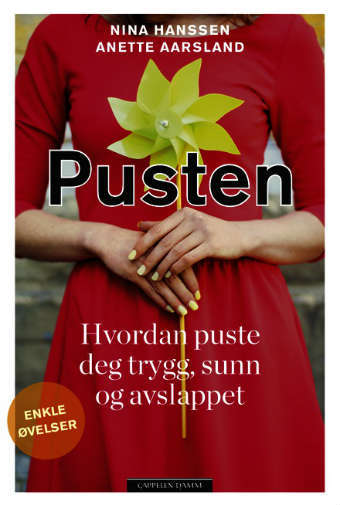 Anette Aarsland og Nina Hanssen, bilde fra boken Pusten